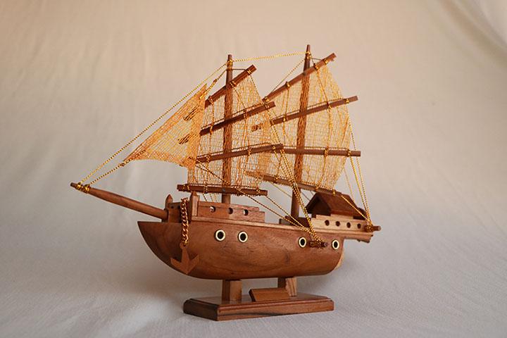 เรือใบจำลอง เรือสำเภาจีน