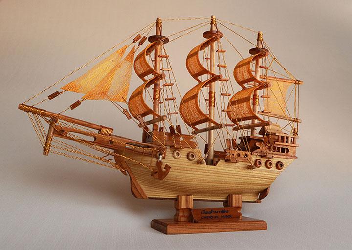 เรือสำเภาจีน ไซส์ 2s