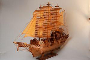เรือสำเภาจีน สมัยราชการที่ 2 และสมัยราชการที่ 5 ไซส์ M